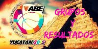 Finales ABE División II 2015