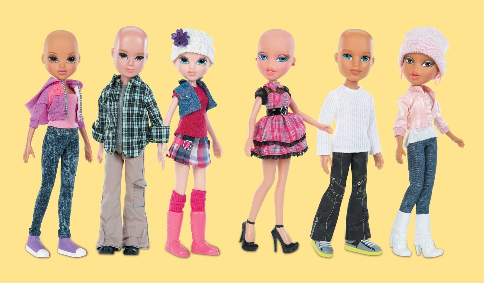 Новые наряды для кукол братц своими руками
