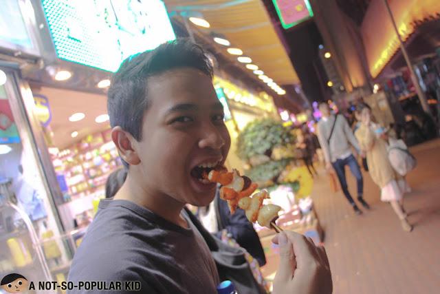 Irsyad Stamboel in Hong Kong