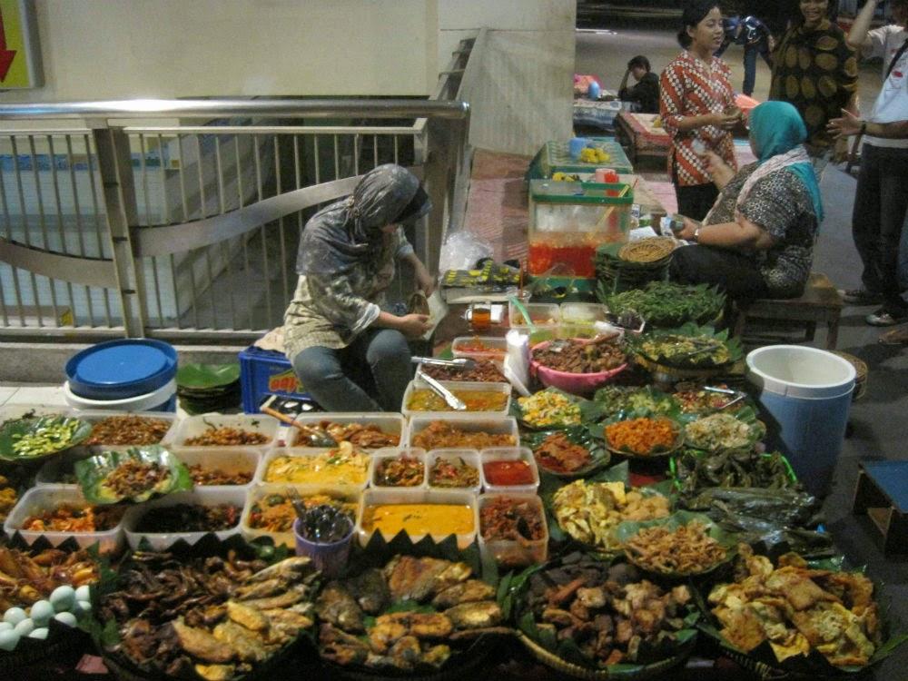food in yogyakarta