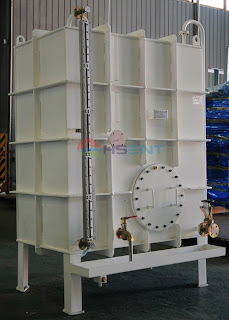 Central Fresh Water Cooler Unit, Central Fresh Water Cooler Unit, Cylinder Oil Measuring Tank