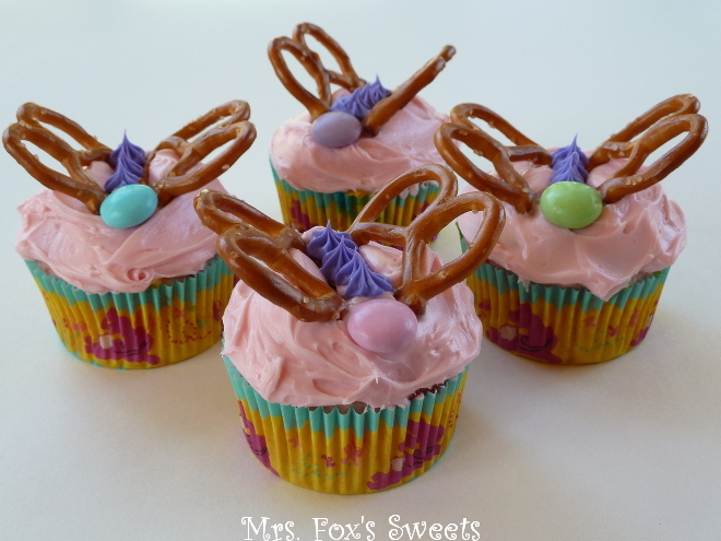 Butterfly Cupcake Images : Ms. Fox s Sweets: Butterfly Cupcakes