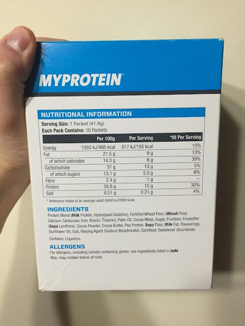 spuntino proteico