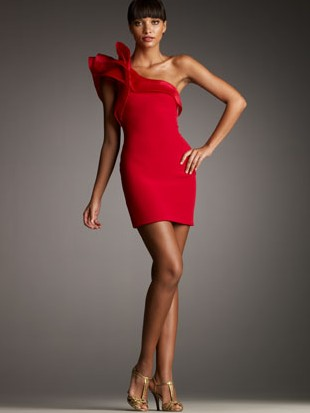 Cocktail Dress on Dress To Impress Him On Valentine S Day