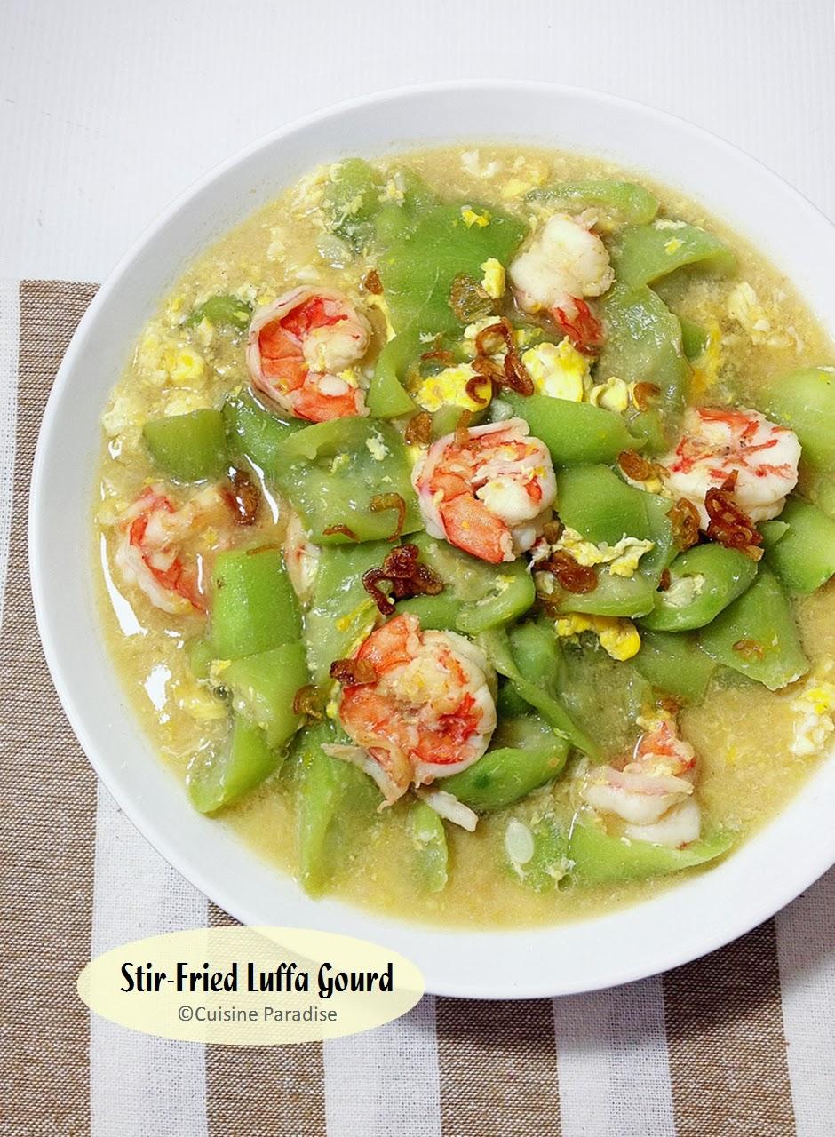 weekly meal planner stir fried luffa gourd luffa loofah 丝瓜 is ...