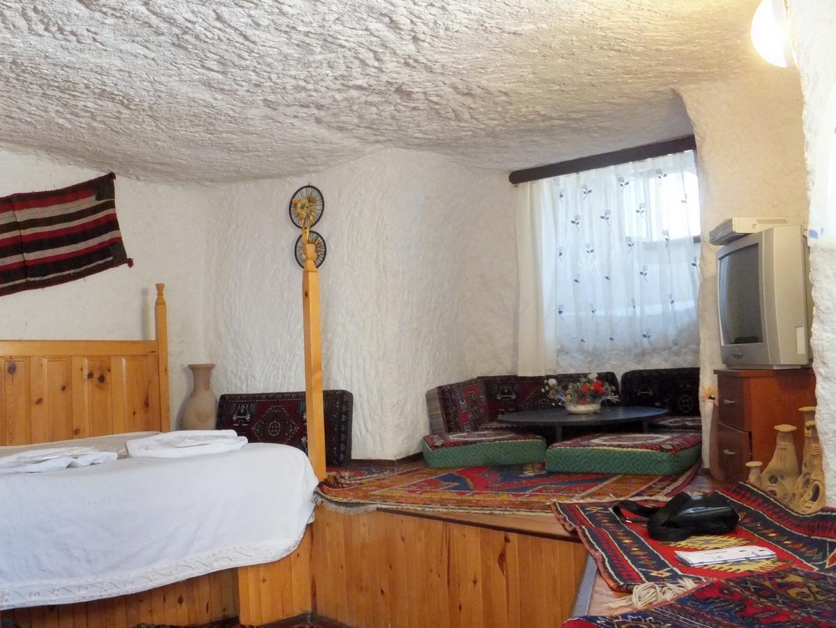 отель в пещере Каппадокии