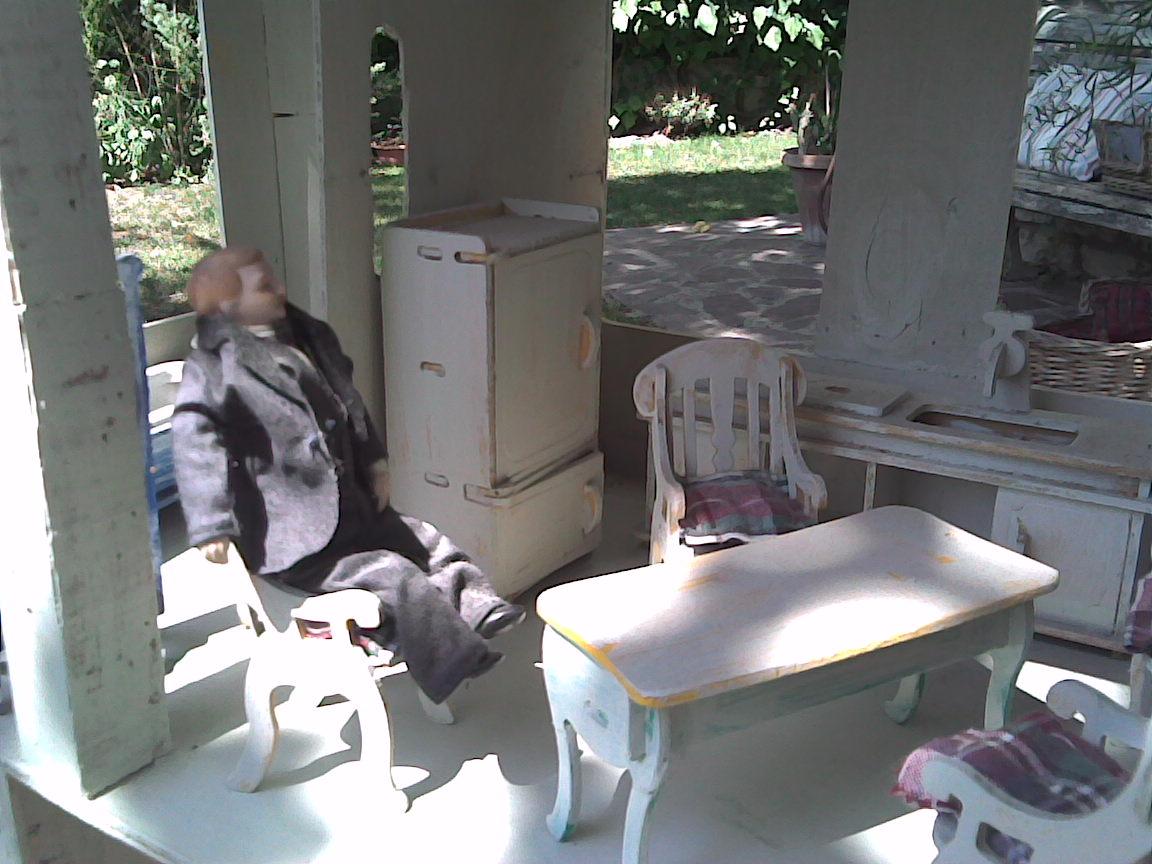 La citt di carta la casa degli orsi das b ren haus for Piani di casa di 1600 piedi quadrati
