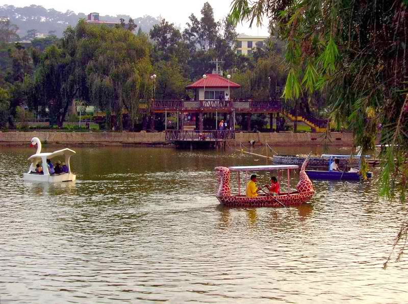 Explore Philippines: visit Baguio City