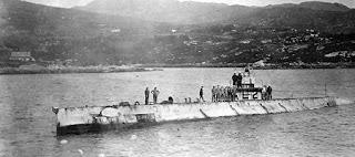Fantasmas del U-65