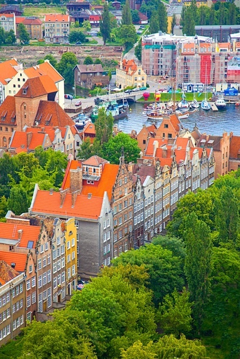 Beautiful Gdansk