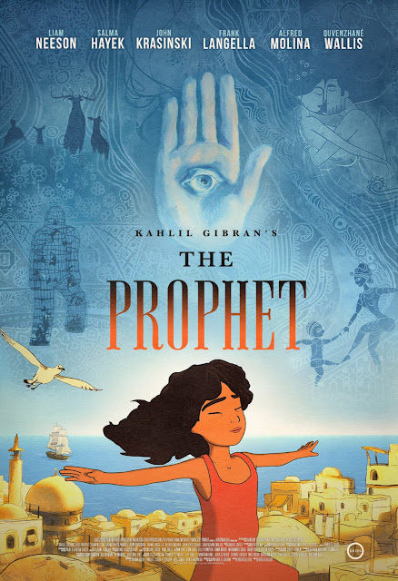 Kahlil Gibran´s The Prophet 2014