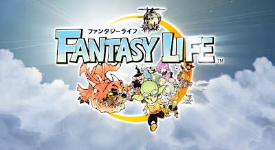 fantasy life 3ds logo