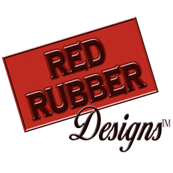 Red Rubber Designs - Rubber and Digital images