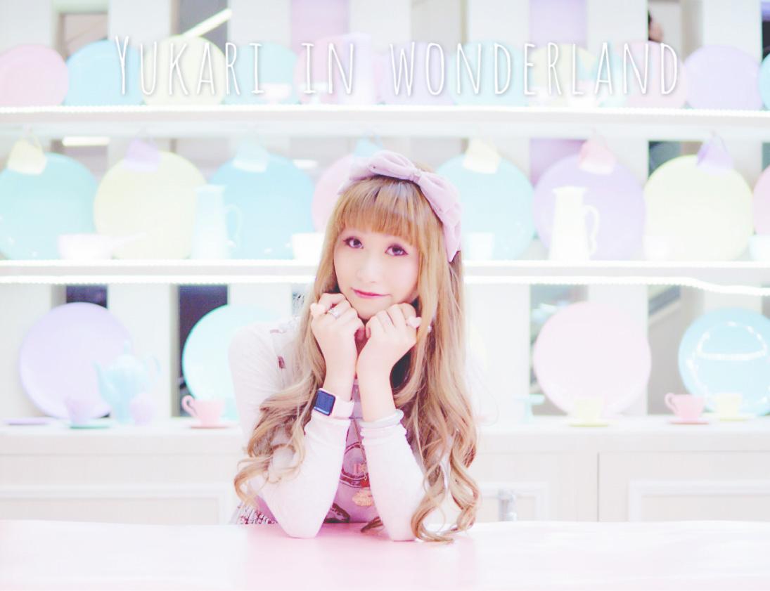 Yukari in Wonderland♡