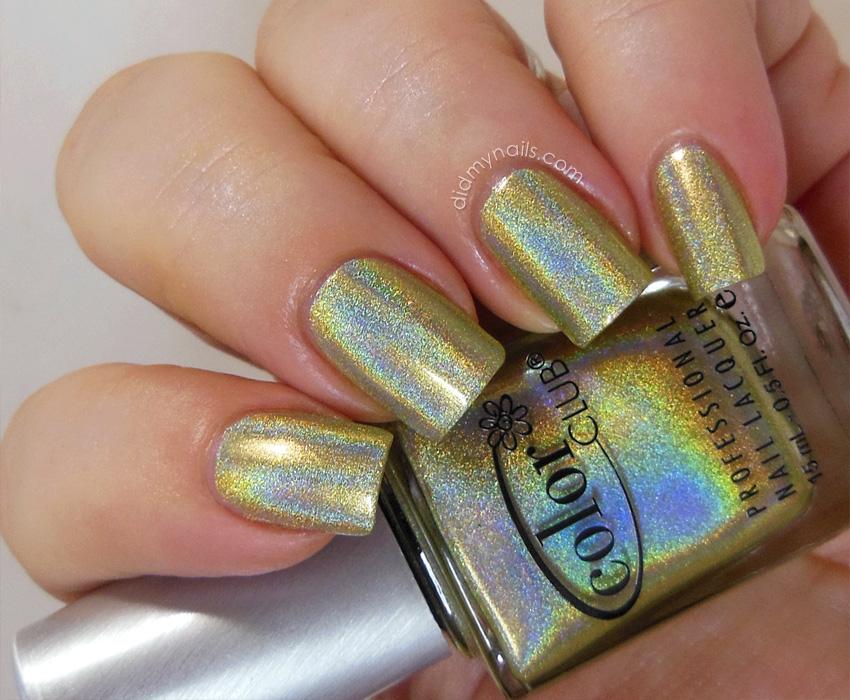 Did My Nails: Color Club Kismet