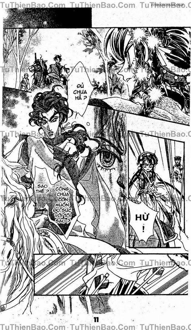 Công Chúa Bướng Bỉnh Chapter 2 - Trang 11