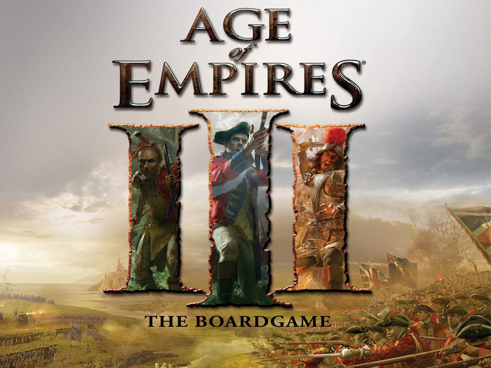 Age of Empires 3 Background