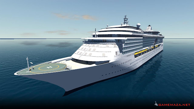 European Ship Simulator Screenshot 1
