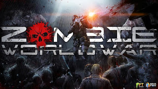 غلاف لعبة Zombie World War