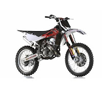 Husqvarna CR125 With Racing Kit (2013) Front Side