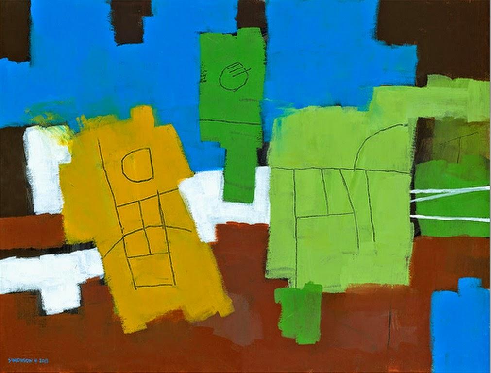 cuadros-abstractos-pintados-con-acrilico
