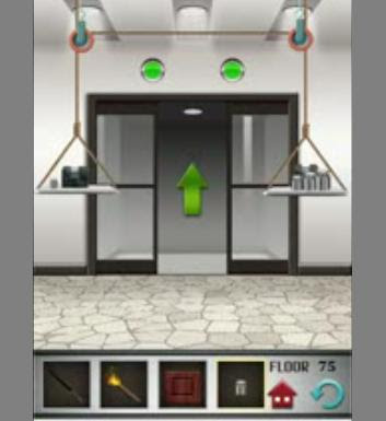 Hint 100 floors level 75 game for 100 floor level 69