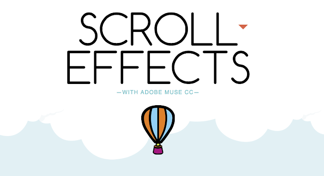 Scroll Effects en Muse