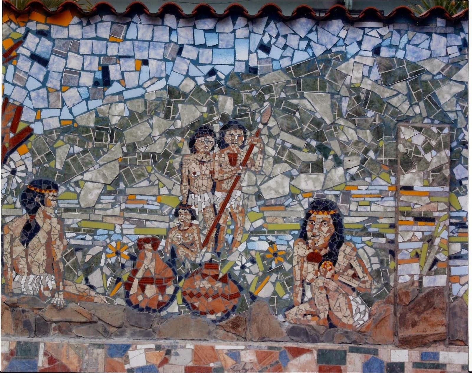 Fragmento del Mural Meregoto