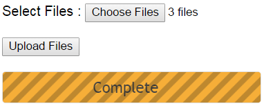 asp.net file upload jquery progress bar