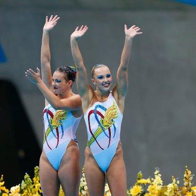Olympic Stylesynchronized Swimming Costumes London 2012 Summer
