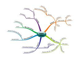 Mind-maps, Institute of digital marketing