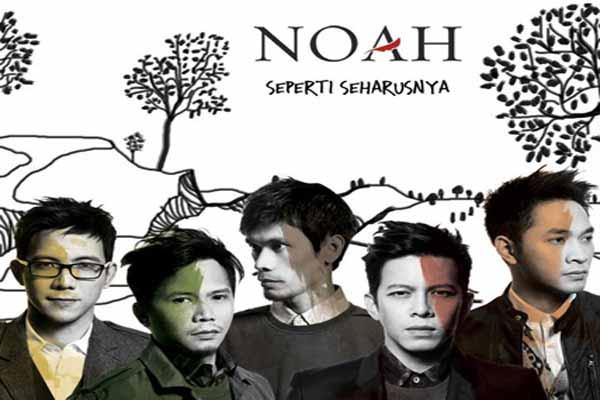 Album Terbaru Noah Band