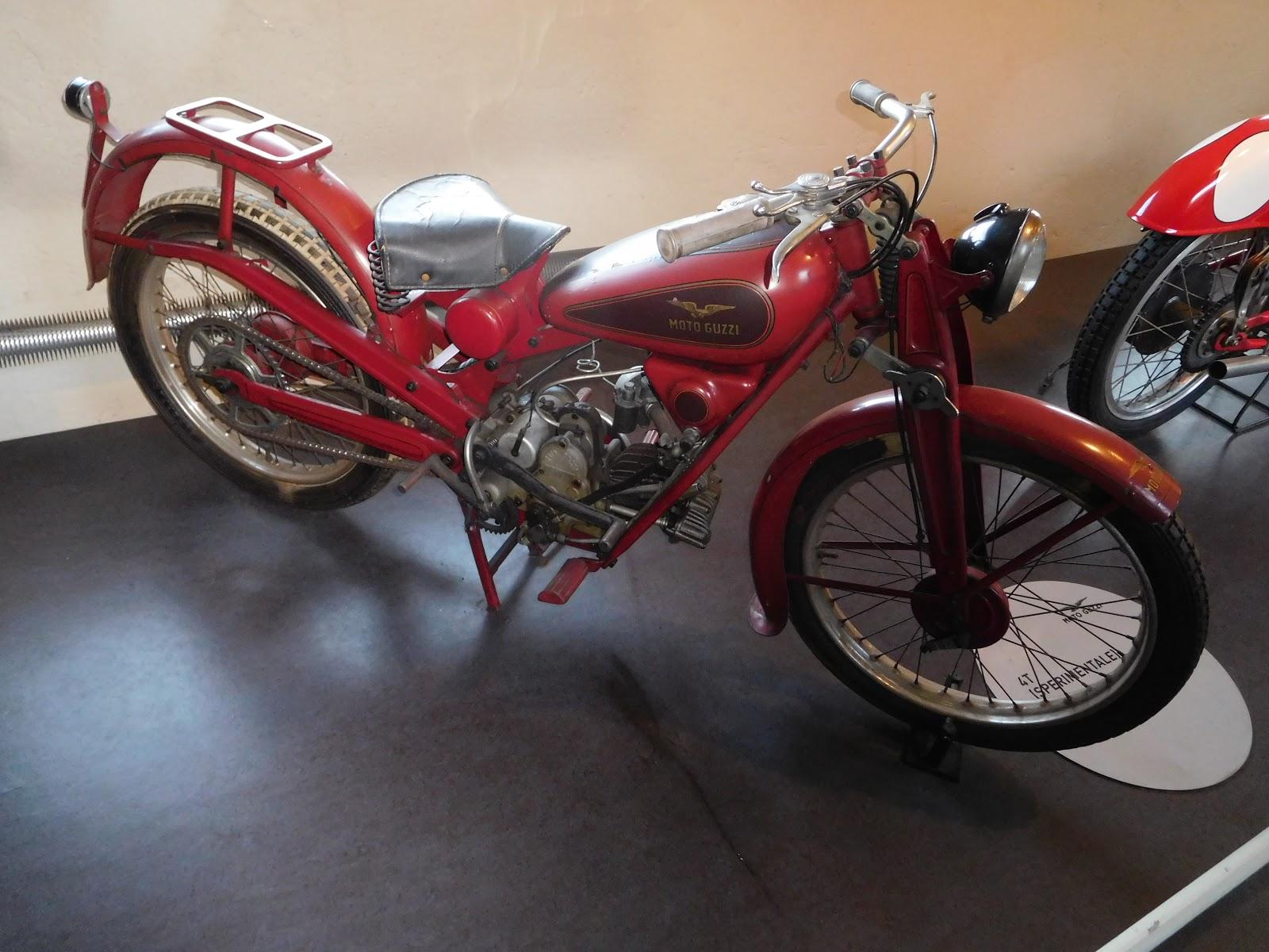 NYDucati: 1944 Moto Guzzi 4T