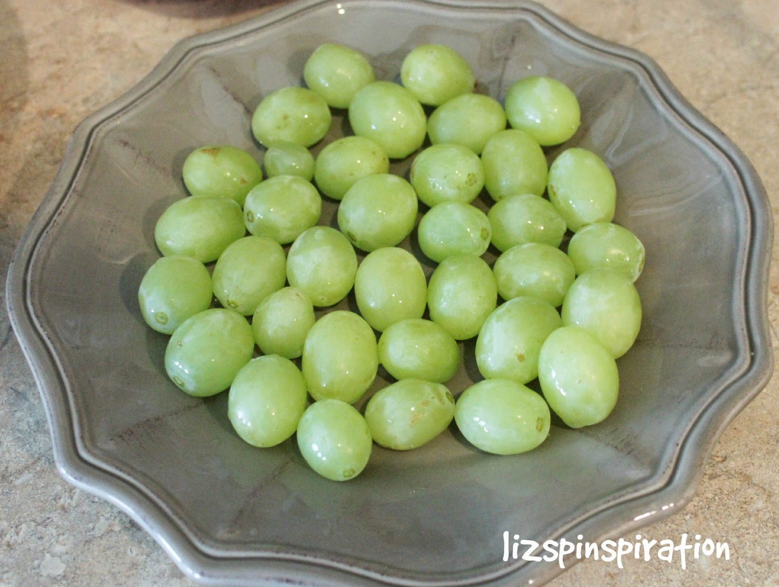 How to cut grapes 94