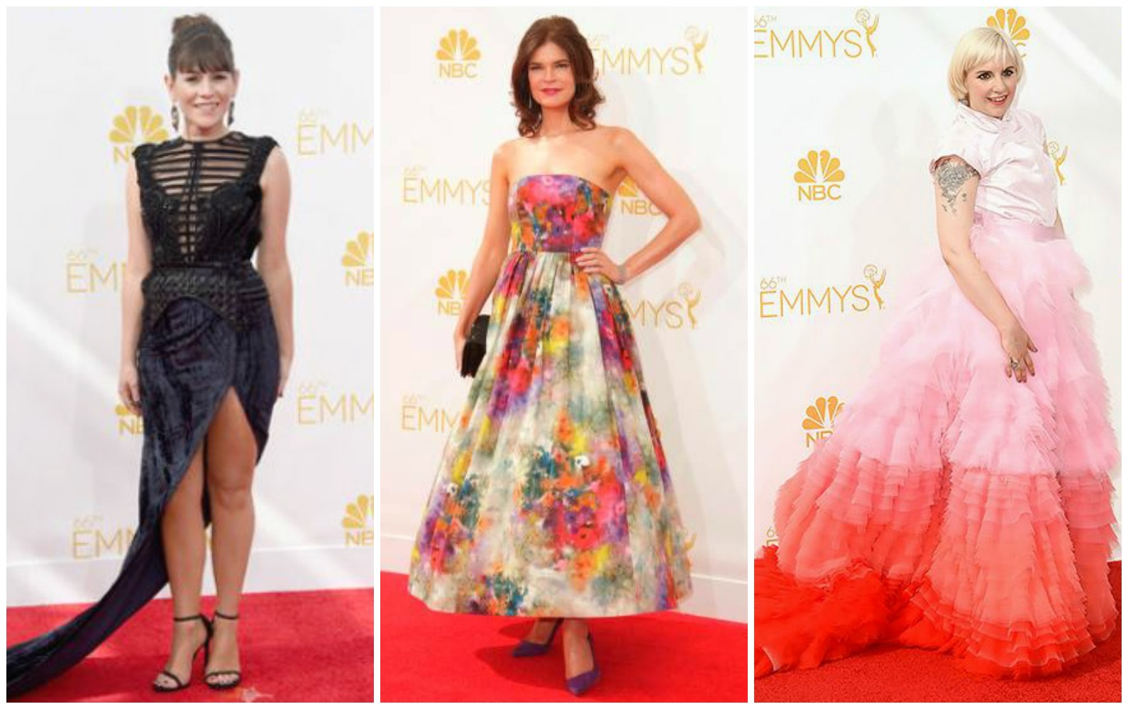 Ugly Emmy Fashion, Worst Dressed, Emmys 2014
