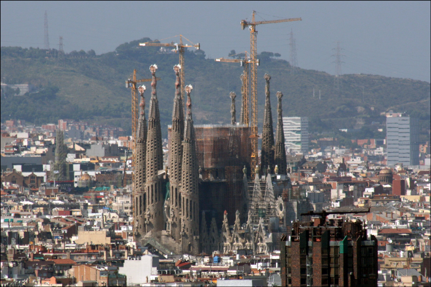 Mountain genealogists september 2011 for La sagrada familia barcelona spain