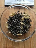 Nü Wa San Hua – Grüner Tee mit Jasmin aromatisiert