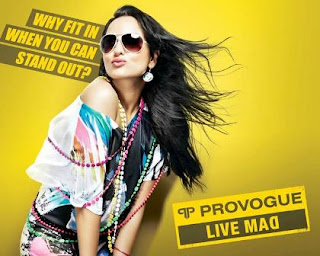 Sonakshi Sinha in Provogue Ads Photoshoot