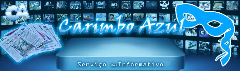 Carimbo Azul