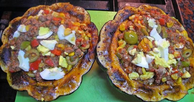 Recetas de marlis zapallo relleno - Que cocinar con carne picada ...