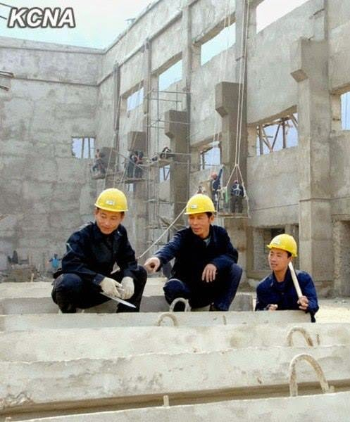 Impresionantes logros sociales y de Obras publicas de Corea del Norte en el 2014 10801539_799184110140148_7184360092822498107_n