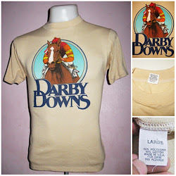 VINTAGE 50/50 DARBY DOWNS 70's