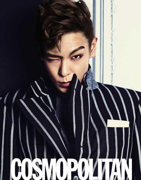 Bigbang Top Hairstyle