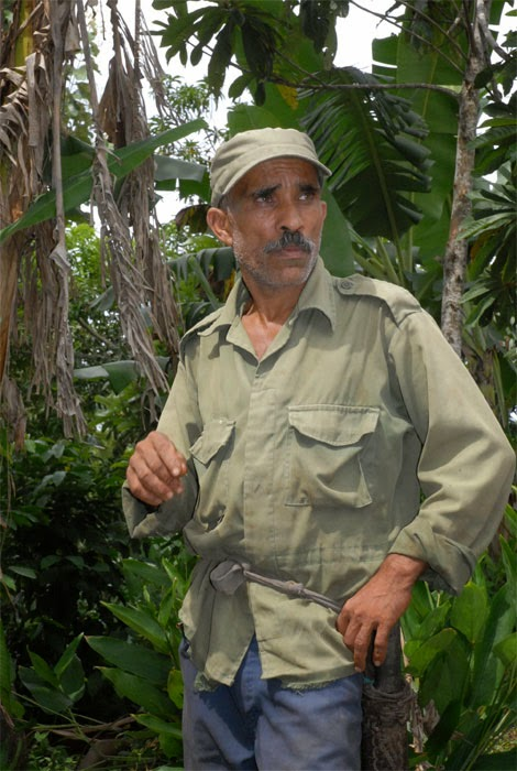 El salvador, Guantánamo