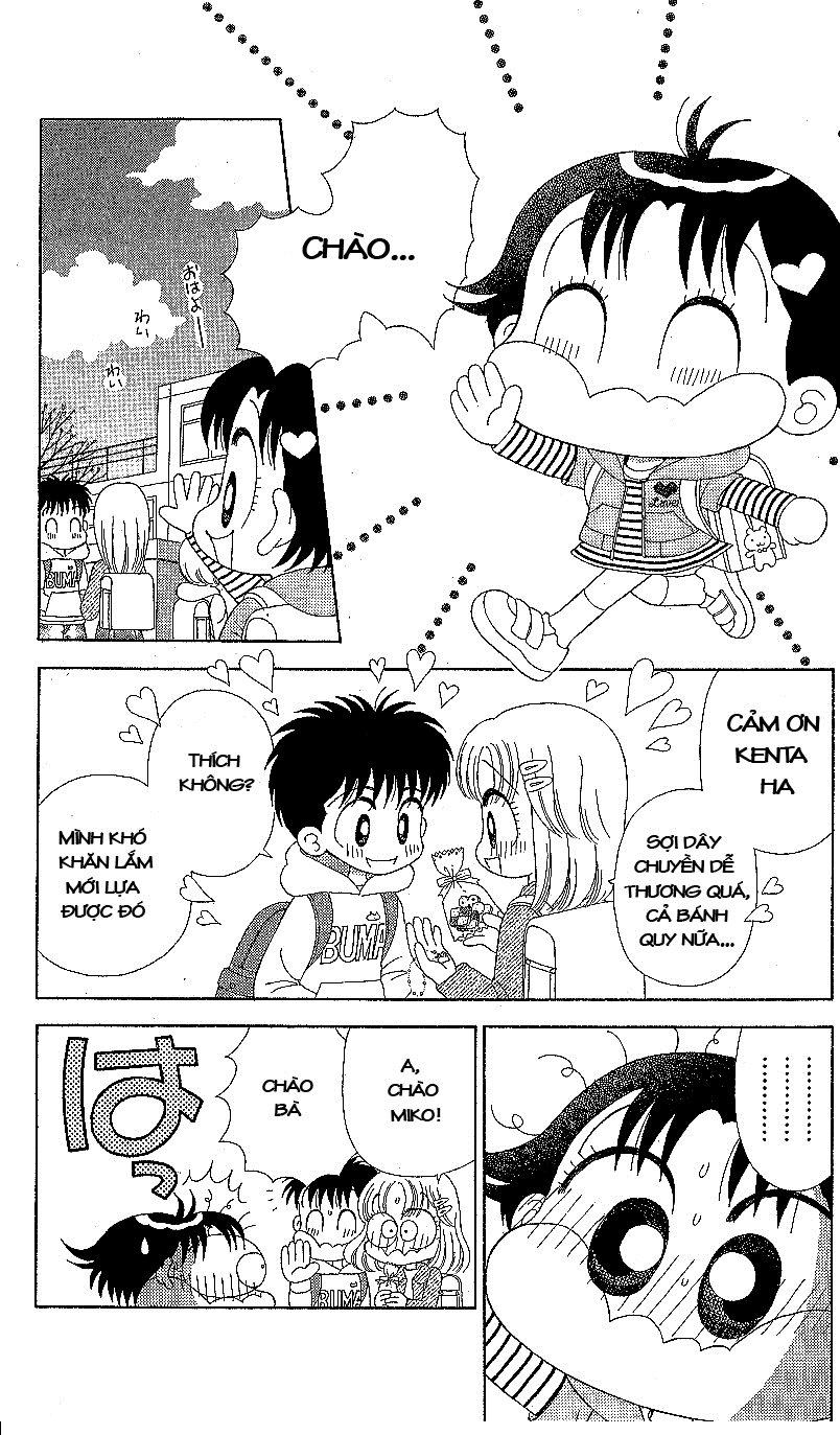 Kocchi Muite! Miiko chap 8 - Trang 5