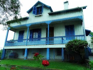Casa Selene Zanella, Antônio Prado