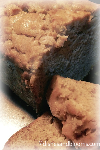 Gluten free banana bread made with coconut oil