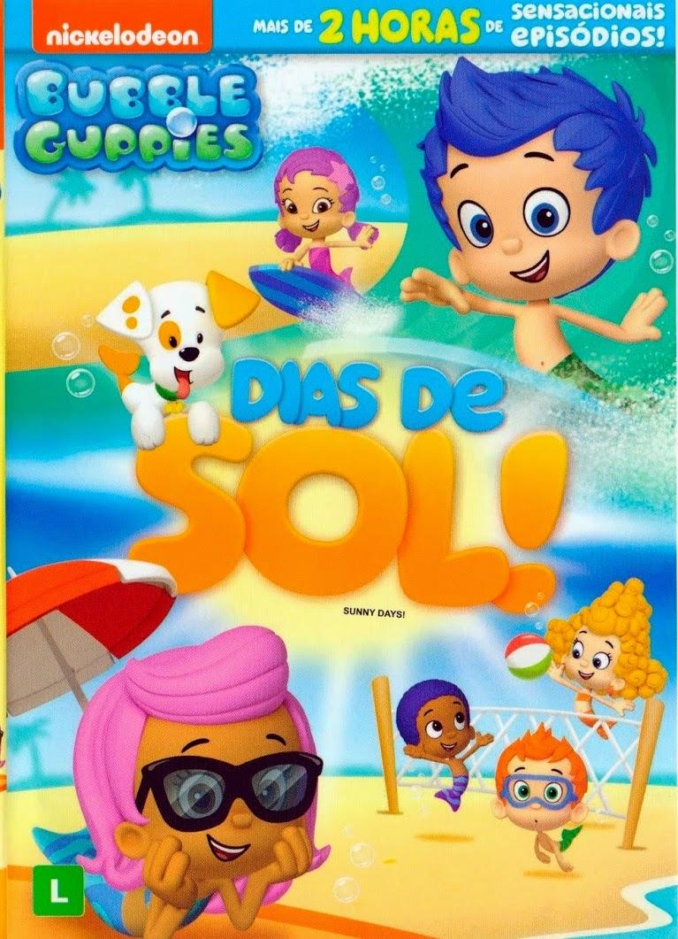Baixar Filme Bubbles Guppies: Dias De Sol (Dublado)