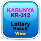 Karunya Lottery Result KR-312
