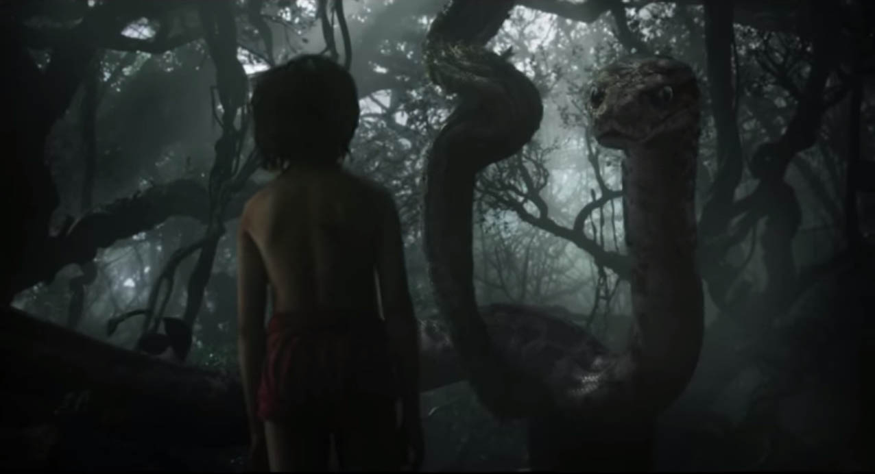 The Jungle Book 2016 trailer impressions cmaquest